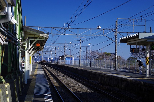 根府川駅 5
