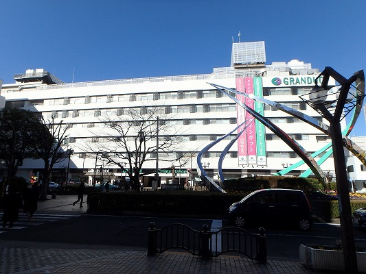 蒲田駅 1