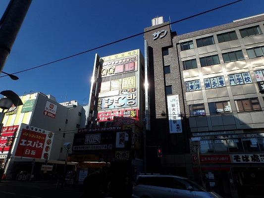新大久保駅 2