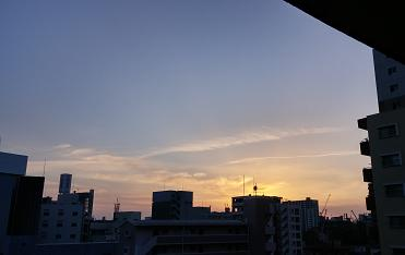 2015-01-28夕景