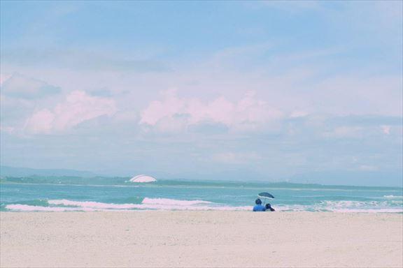 宮崎の海_R
