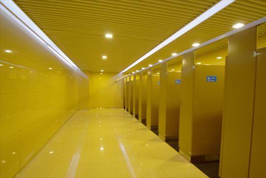 成都空港トイレ