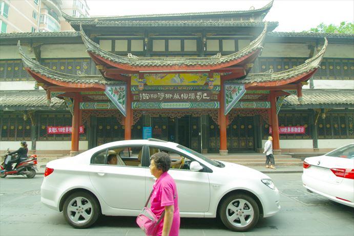 中国らしい建物_R