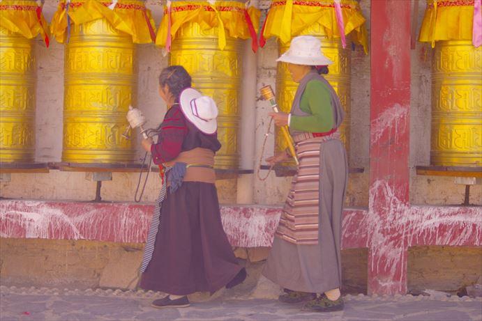 理塘寺までの道のり (31)_R