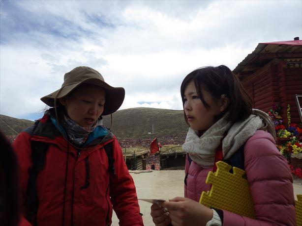 ラルンガルゴンパチベット小僧が撮りました (4)_R