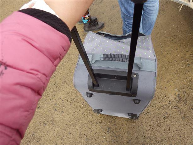 ラルンガルゴンパ荷物が重い!_R