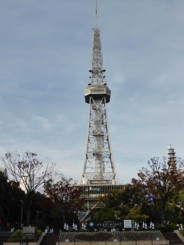 名古屋テレビ塔1