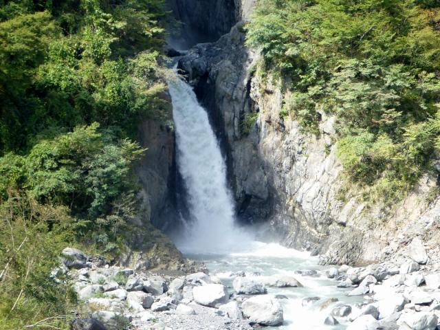 赤水の滝1
