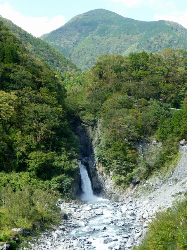 赤水の滝2
