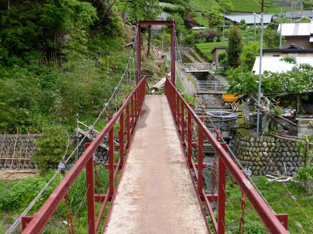 粟原・下の吊橋4