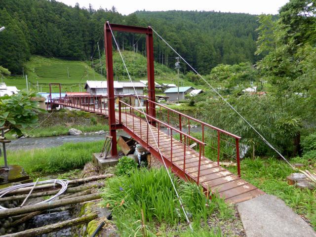 粟原・下の吊橋5