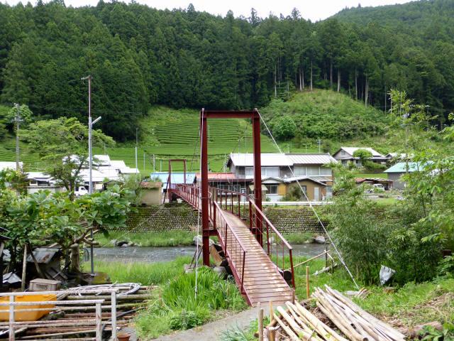 粟原・下の吊橋6