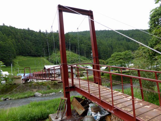 粟原・下の吊橋7
