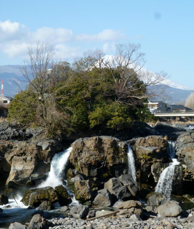 鮎壺の滝1