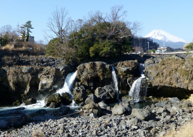 鮎壺の滝2