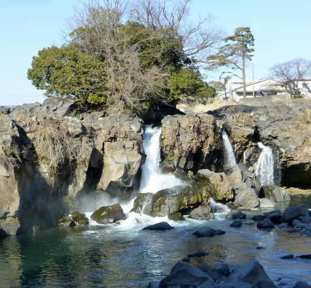 鮎壺の滝3