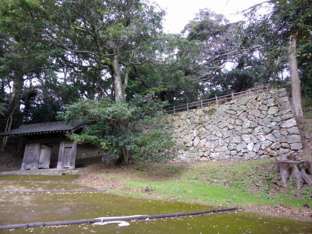 浜田城跡2