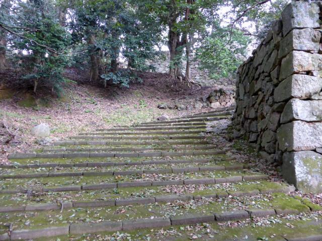 浜田城跡3