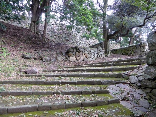 浜田城跡4