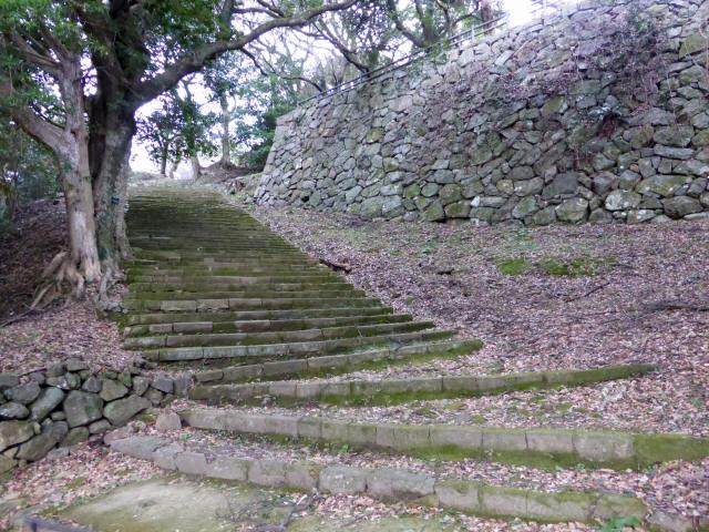 浜田城跡5