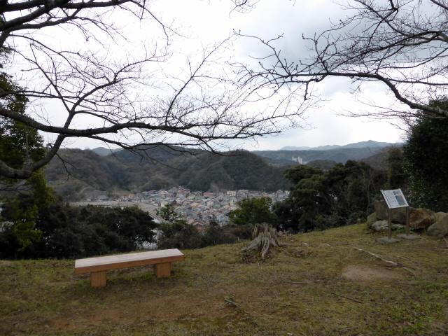 浜田城跡7