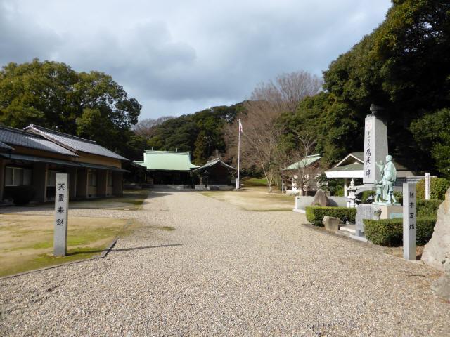 浜田城跡0