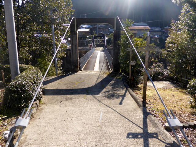 平谷の吊橋3