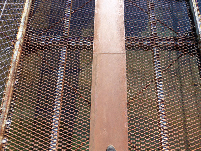 平谷の吊橋5