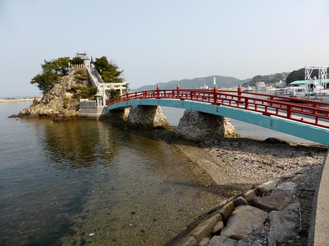 海神社と海神橋3