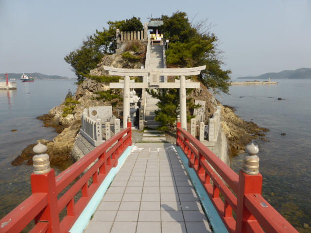 海神社と海神橋4