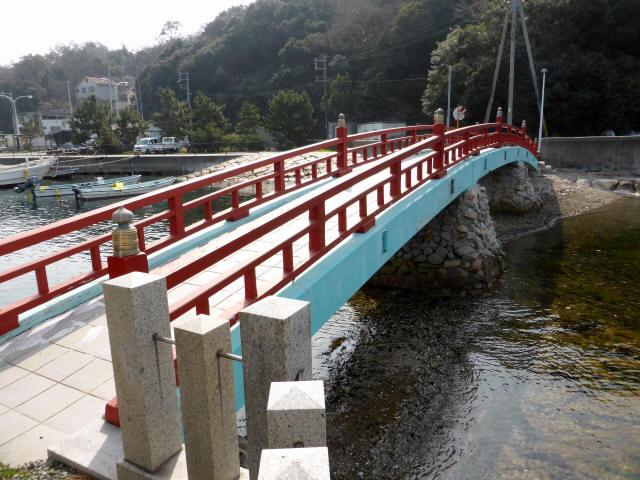海神社と海神橋6