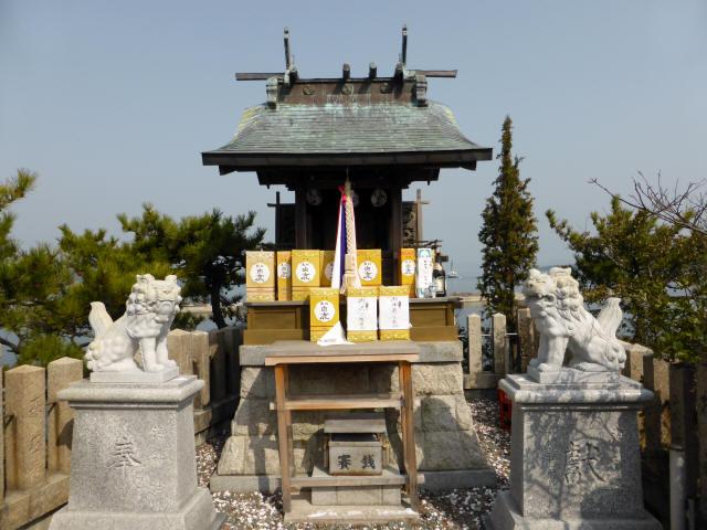 海神社と海神橋7