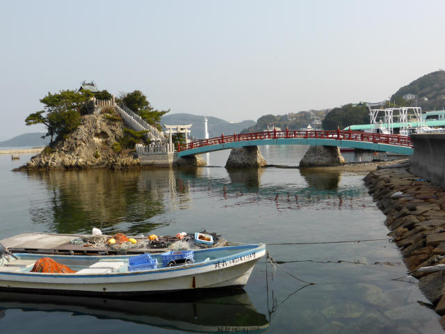 海神社と海神橋8