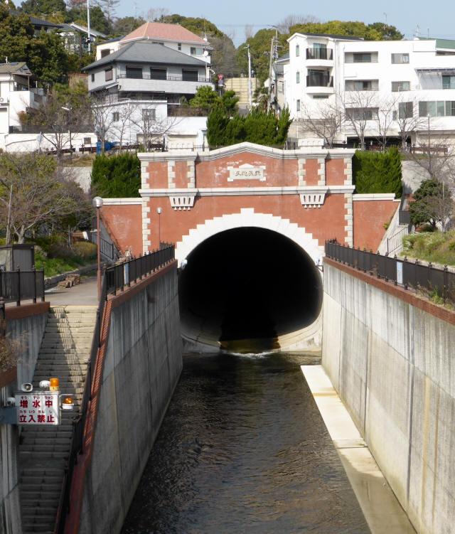 湊川隧道7