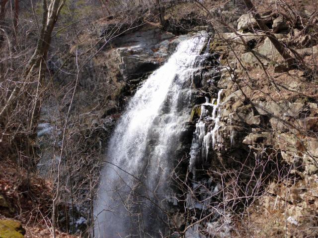 虹見の滝4