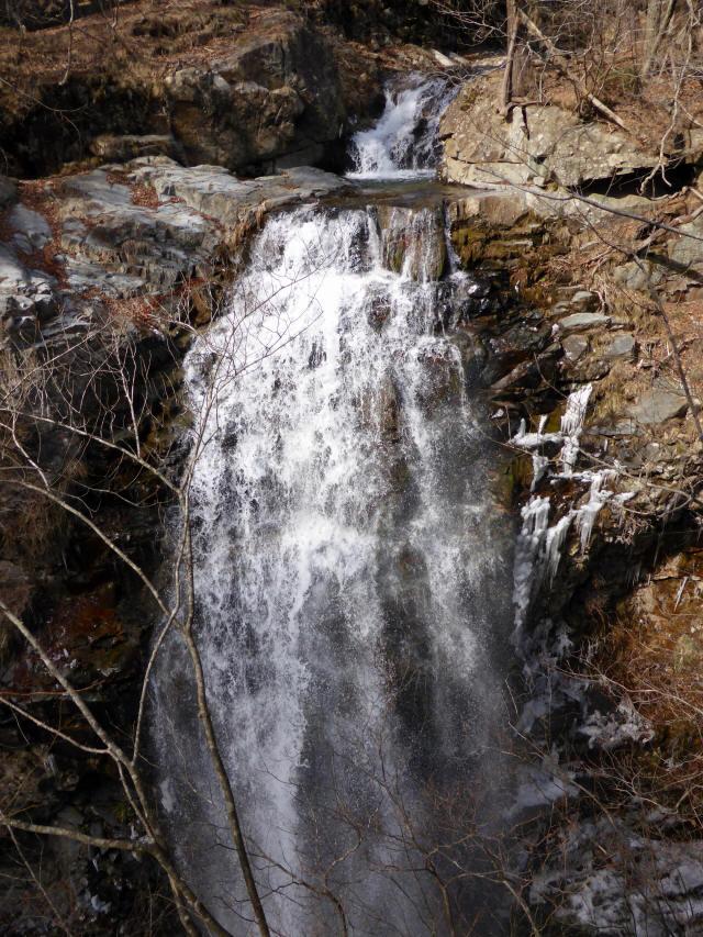 虹見の滝5
