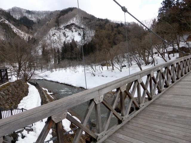 大出の吊橋13