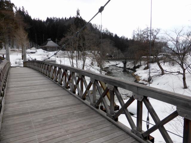 大出の吊橋14