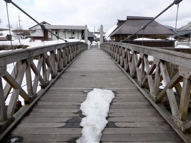 大出の吊橋15