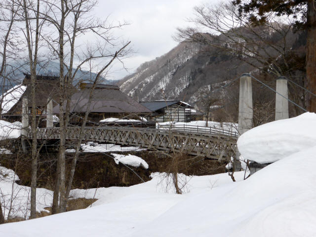 大出の吊橋17