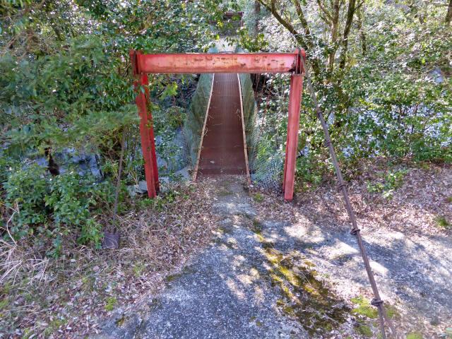 折宇の吊橋1