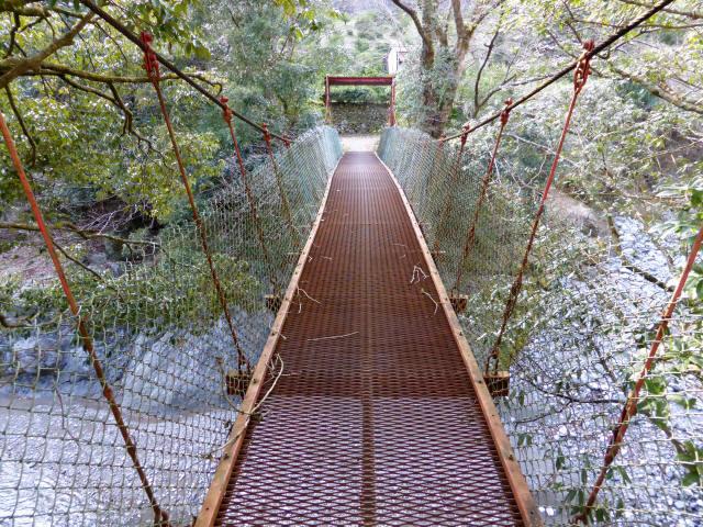 折宇の吊橋3