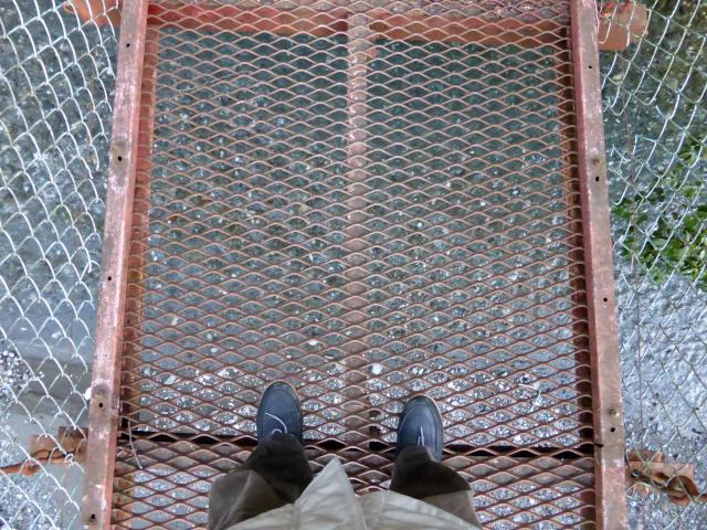 折宇の吊橋4