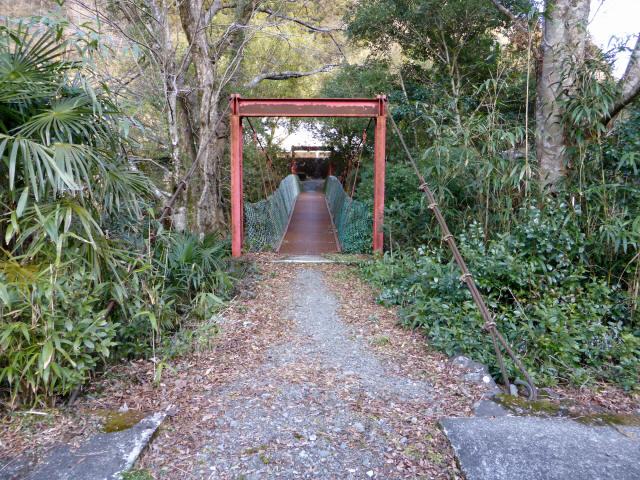 折宇の吊橋5