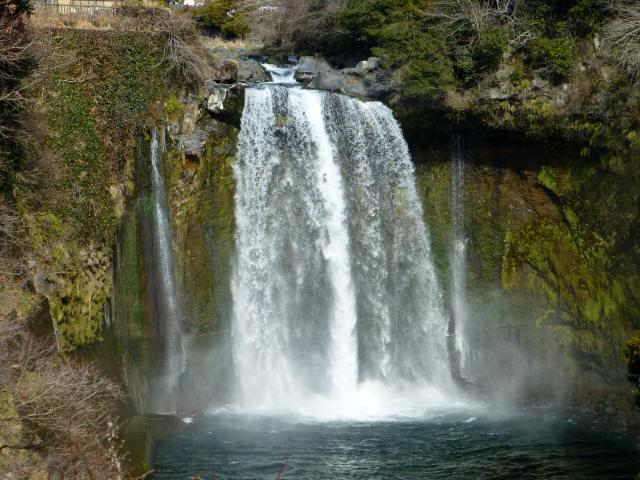 音止の滝2