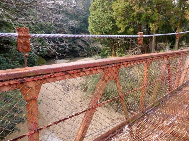 関町新所の吊橋6