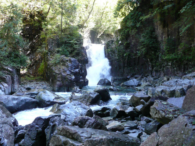 仙樽の滝1