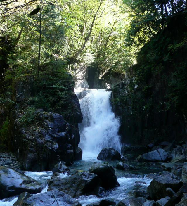 仙樽の滝2