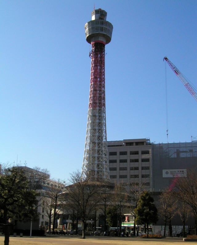 横浜マリンタワー5