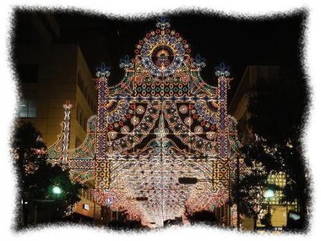 2014年12月9日ルミナリエ20周年
